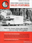 1968 Ford F350 Sales Features brochure
