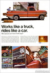 1968 Ford Truck magazine advertisements