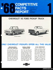 1968 Chevrolet (vs. Ford) Competitive Facts Report