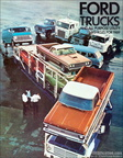 1969 Ford Trucks full-line brochure