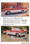1969 Ford Truck magazine advertisments
