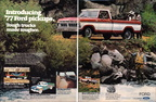 1977 Ford Truck magazine advertisements