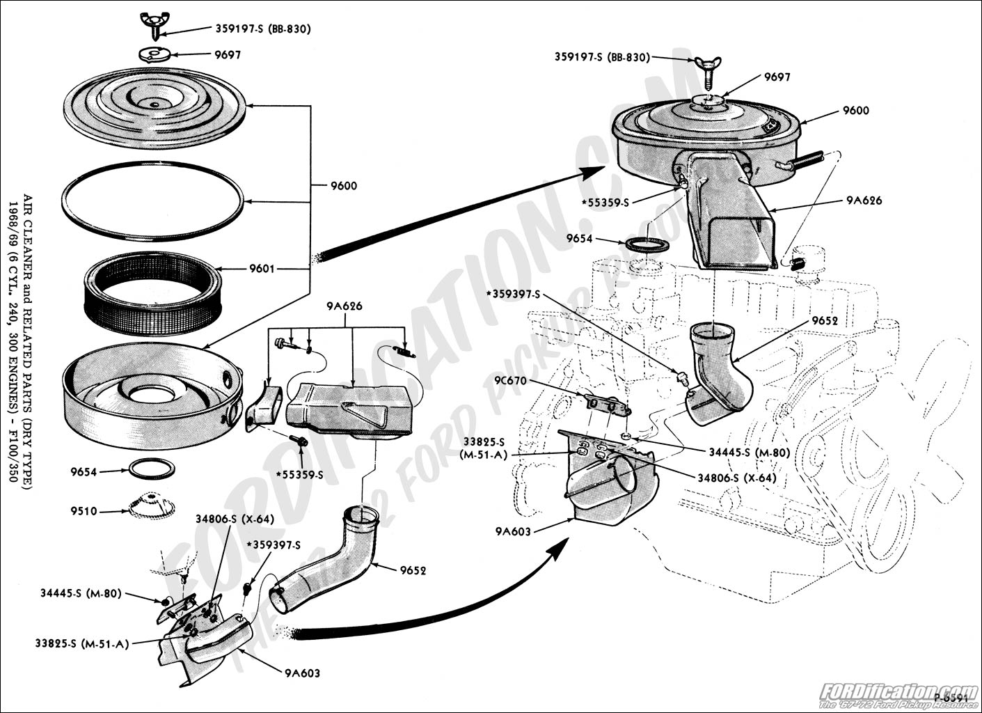 aircleaner02 1961 1963 ford f 100 wiring diagram,f free download printable Ford Truck Wiring Diagrams at aneh.co