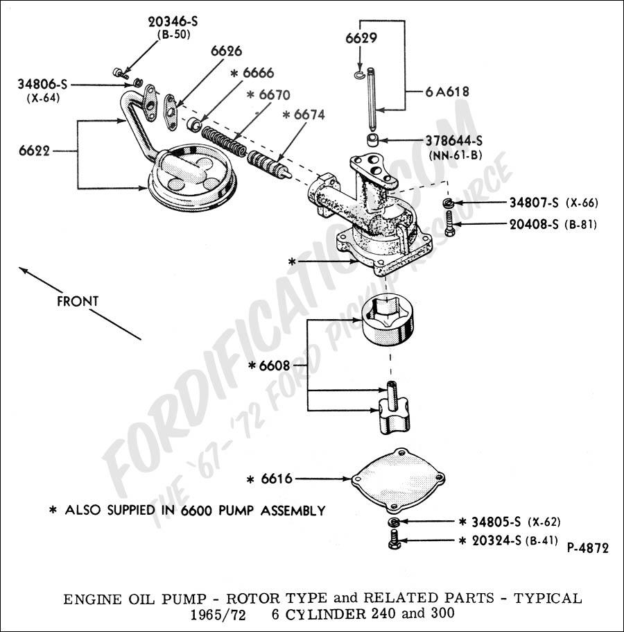 1969 ford 302 engine diagram
