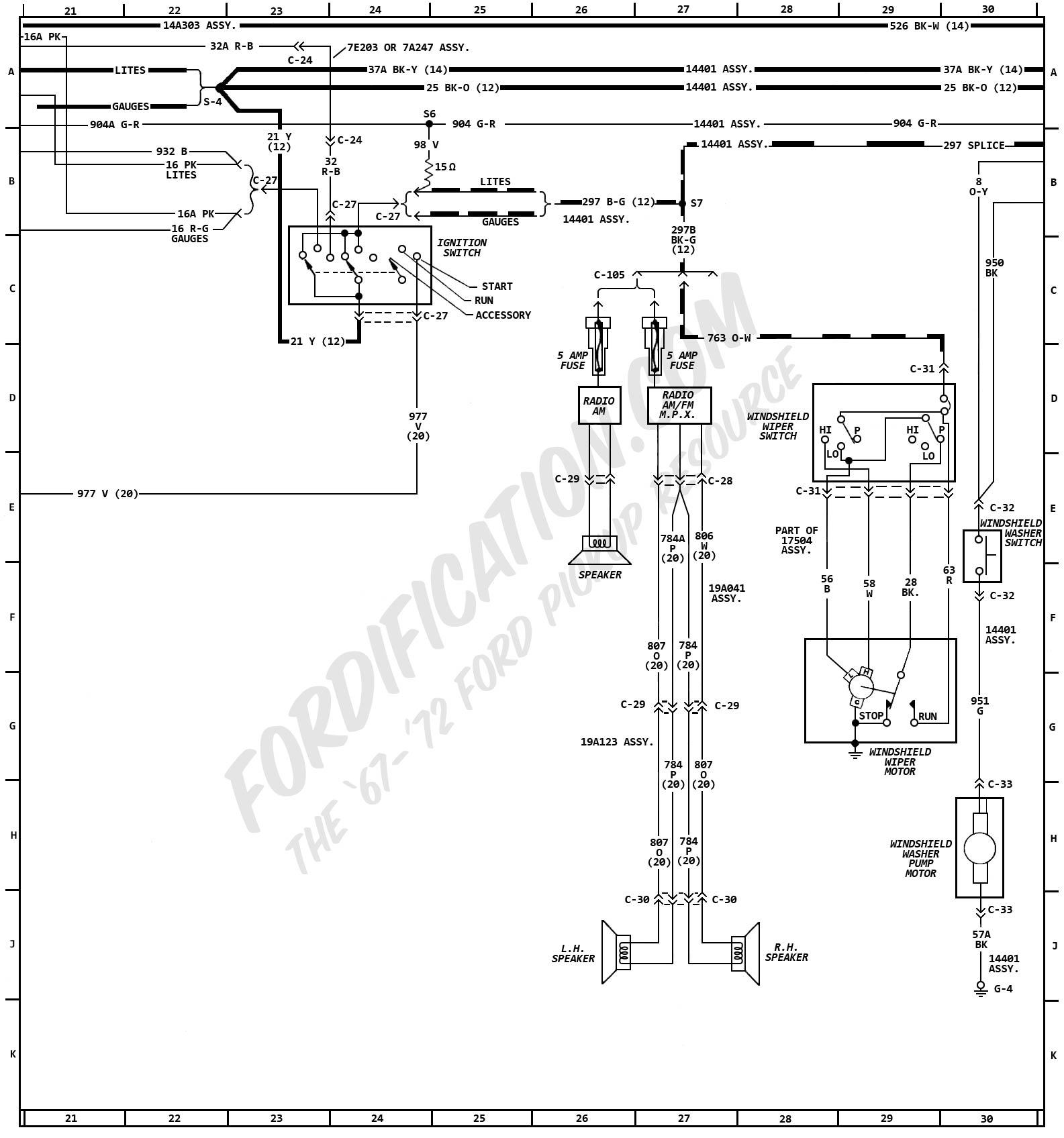 Wiper Switch Wiring Diagram