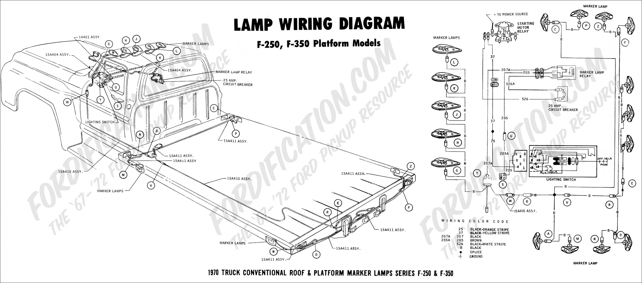 1968 Ford F 250 Camper Special Wiring Diagram Turn Signal 72 Wire Connector Truck Enthusiasts Forums Rh Trucks Com Harness