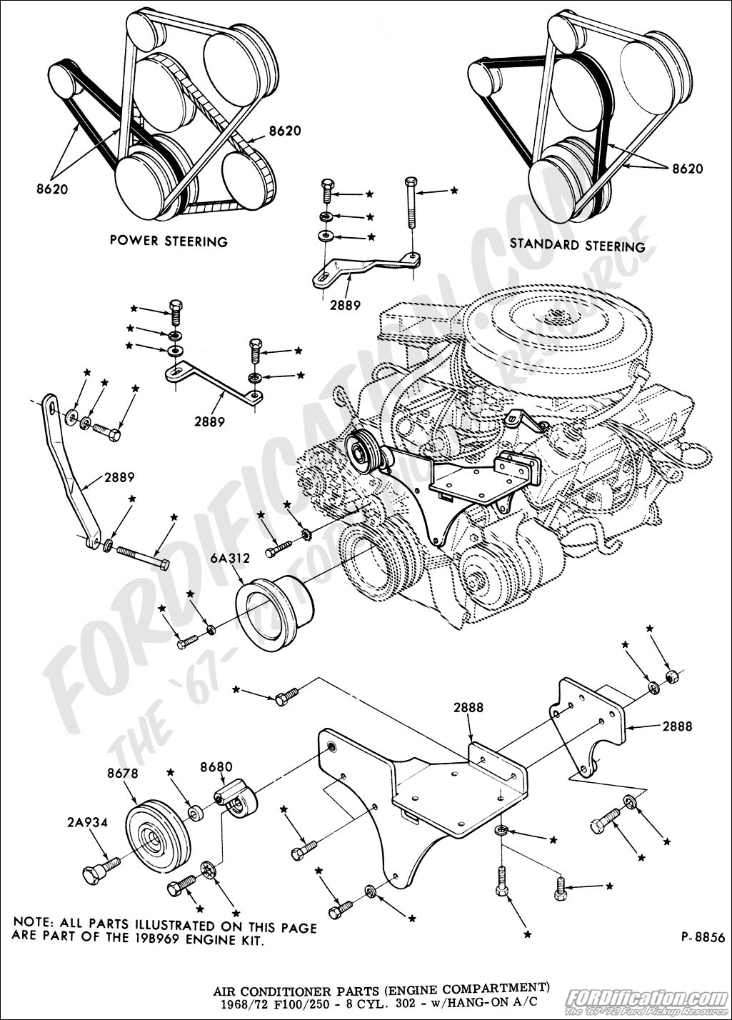 72 Ford Pickup Wiring Diagram Layout Diagrams Shelby Cobra Turn Signal Truck Technical Drawings And Schematics Section F Heating Rh Fordification Com