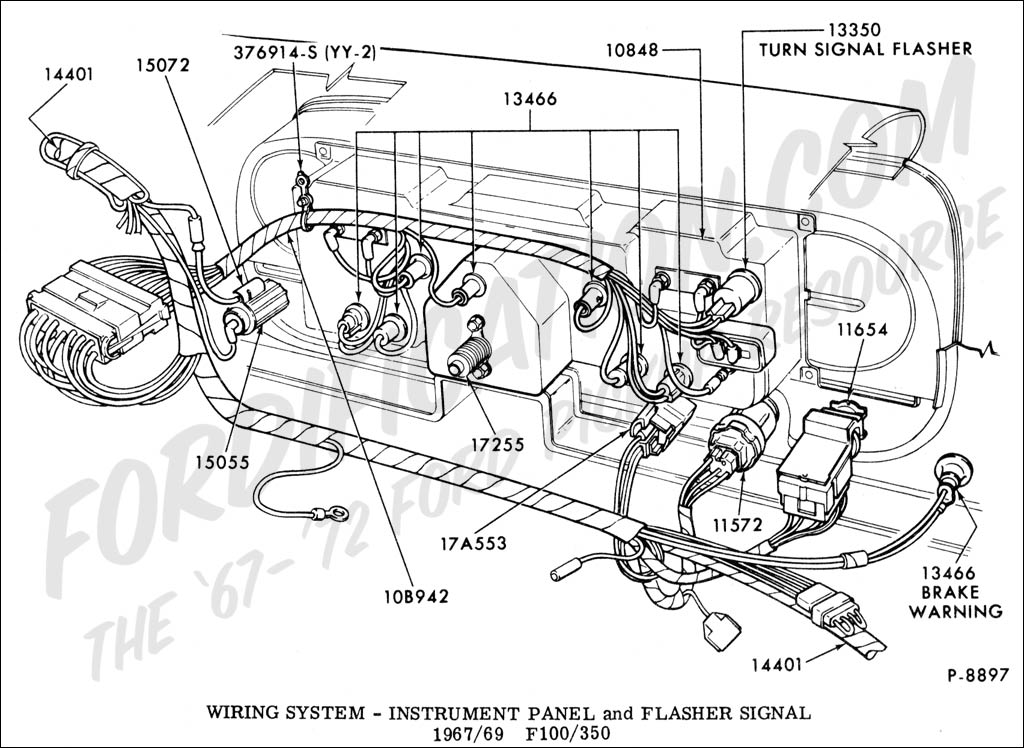 Cab Removal On The 78 F150 on 1987 ford f600 wiring diagram