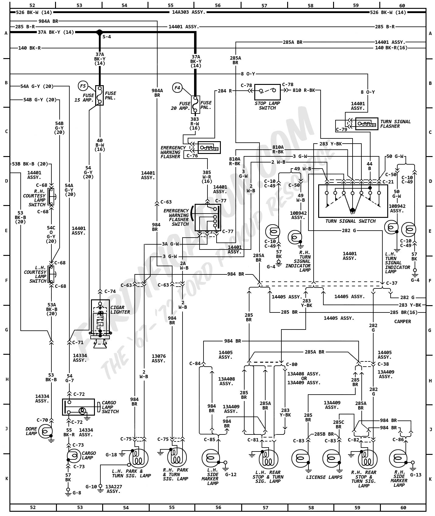 1956 Vw Wiring Diagram Trusted Diagrams Starter Basic Beetle Fiat Uno Super