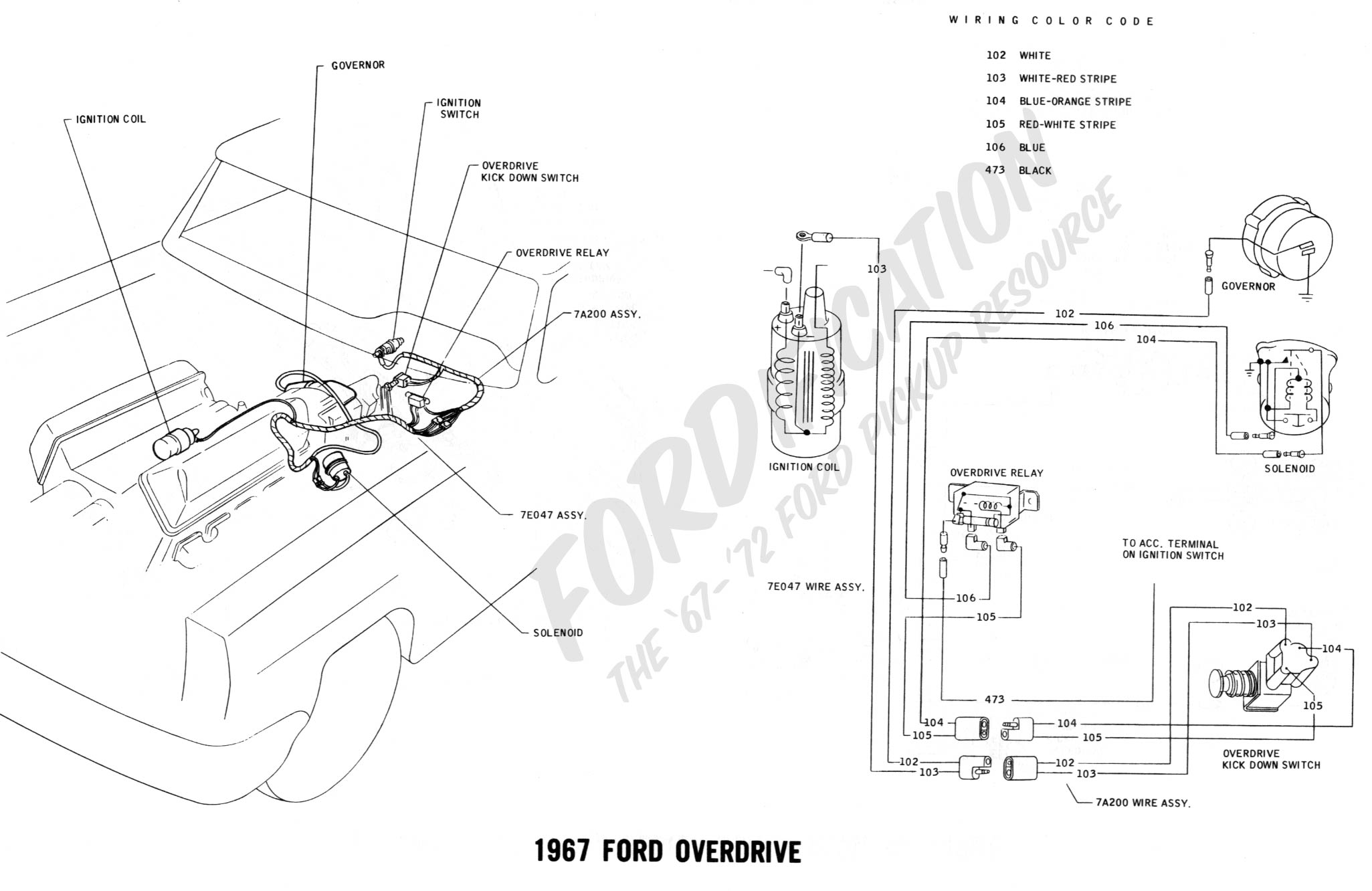 ford f wiring schematic trusted diagram relay free